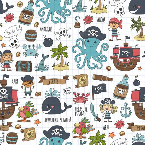 wektor-wzor-strony-pirat-dla