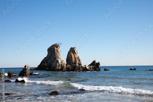 Cadres-photo bureau Taupe 동해 바다의 풍경