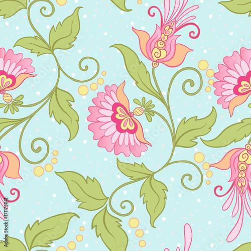 kwiecisty-bezszwowy-wzor-tlo-z-rocznika-stylu-kwiatami