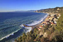 Italy, Liguria, Savona Distric...