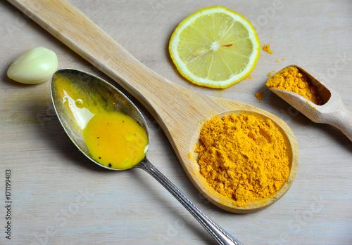 golden honey kurkuma