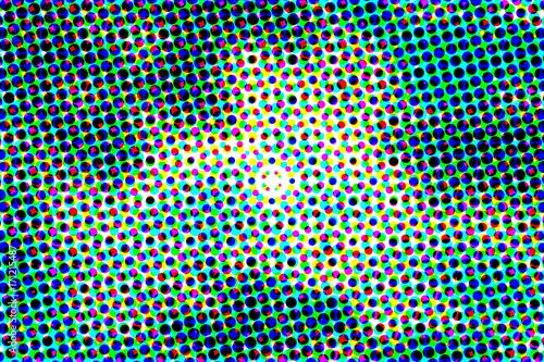 Valokuva Color raster