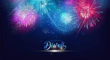 Diwali Festival Lights Poster....