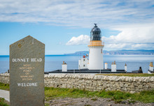 Dunnet Head Lighthouse, In Cai...