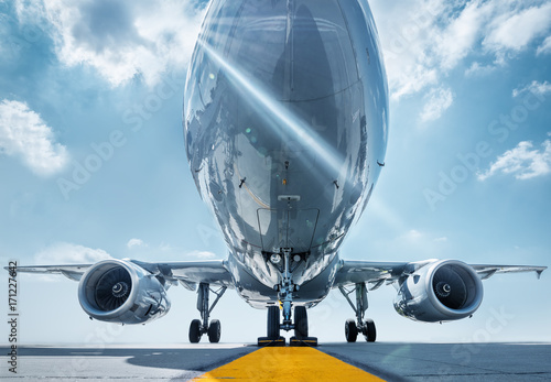 Fotografia  ready for take off