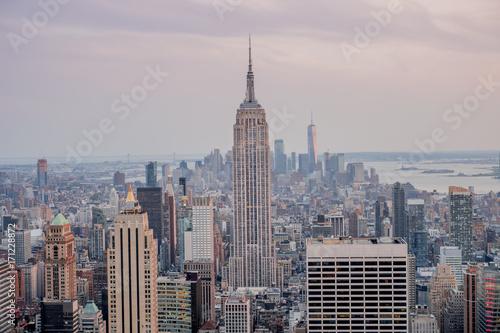 Poster New York Landscape New York