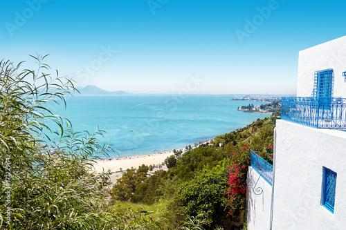 Staande foto Tunesië Sidi bou Side, Tunisia