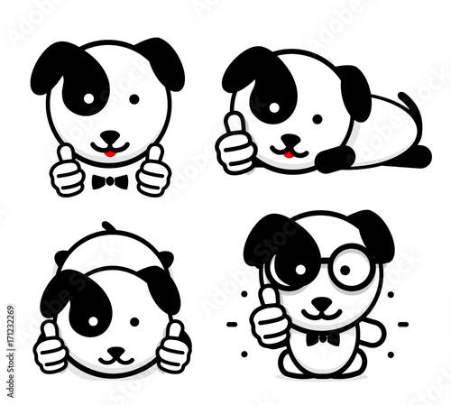 Dogies like Canvas Print