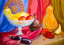 Still Life. A Painting Depicti...