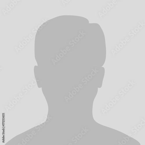 Fotografía  Default avatar profile icon, Grey photo placeholder