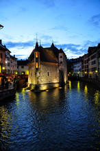 Annecy, France - JUNE 19, 2015...