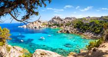 Capo Testa - Sardinien