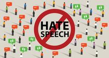 Stop Hate Speech Conflict Viol...
