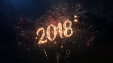 2018 Happy New Year Greeting T...