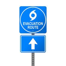 Hurricane Evacuation Route Eme...