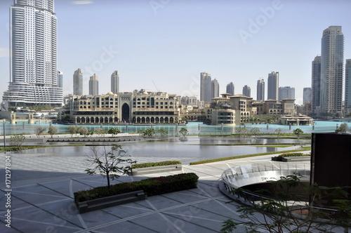 Fototapeta Dubaj, Zjednoczone Emiraty Arabskie