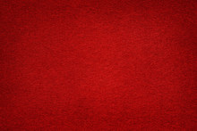 Dark Red Felt Table Surface Wi...