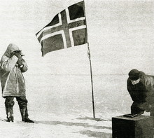 Amundsen Expedition - Norwegia...