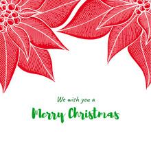 Christmas Greeting Card Templa...