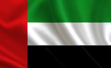 United Arab Emirates Flag, Uni...