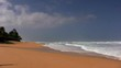 Tropical beach pacific ocean