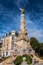 Ancient Monumental Fountain Su...