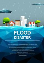 Polygonal Flooding In City-Flo...