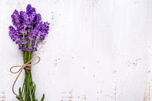 Fresh Flowers Of Lavender Bouq...