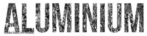 Photo aluminium