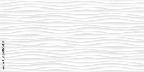 Fotografie, Obraz  Line White texture