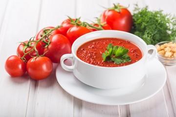 Fototapeta Soup.