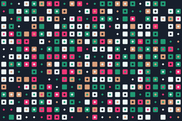 Fototapeta geometric pattern design