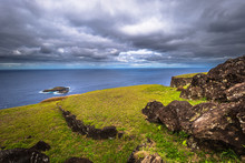Orongo, Easter Island - July 1...