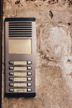 Vintage Entry Phone
