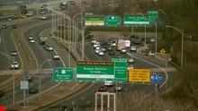 Traffic Washington D.C. Reagan...