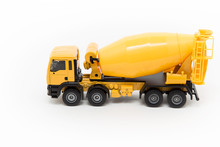 Toy Cement Truck
