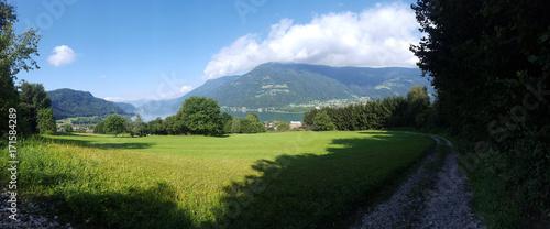 Photo sur Aluminium Nature Oostenrijk panorama