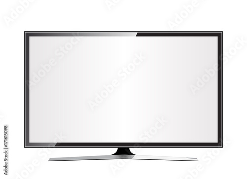 Fotomural TV flat screen lcd, plasma realistic