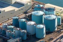 Oil Storage Drums