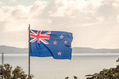 Photo New Zealand Flag
