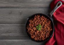 Chorizo With Napkin