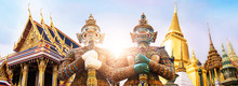 Wat Phra Kaew, Emerald Buddha ...