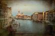 Postkarte von Venedig