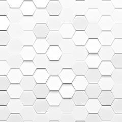 Panel Szklany Do biura 3d illustration of geometric pattern