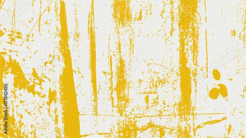 abstrakcyjne-zolte-plamy-farby