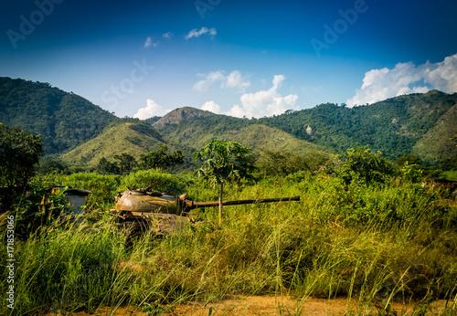 Photo Tank Angola