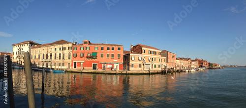 Fototapety, obrazy: Panorama from Murano