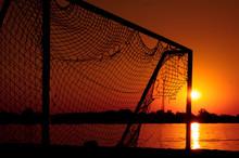 Championship Beach Soccer Gate Goal
