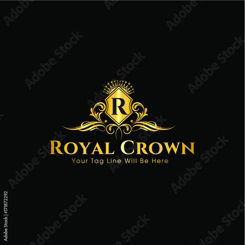 Foto  Royal logo -  Royal Crown Logo