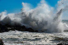 Tsunami Tropical Hurricane On ...